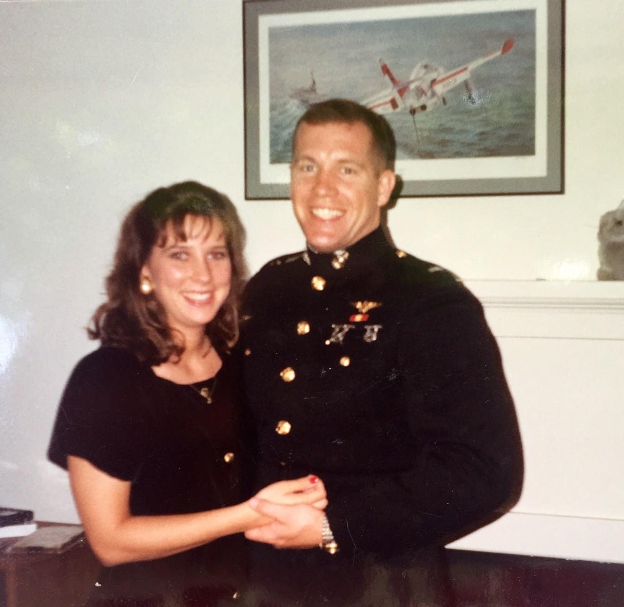 Cpt Raymond N. McKay, USMC