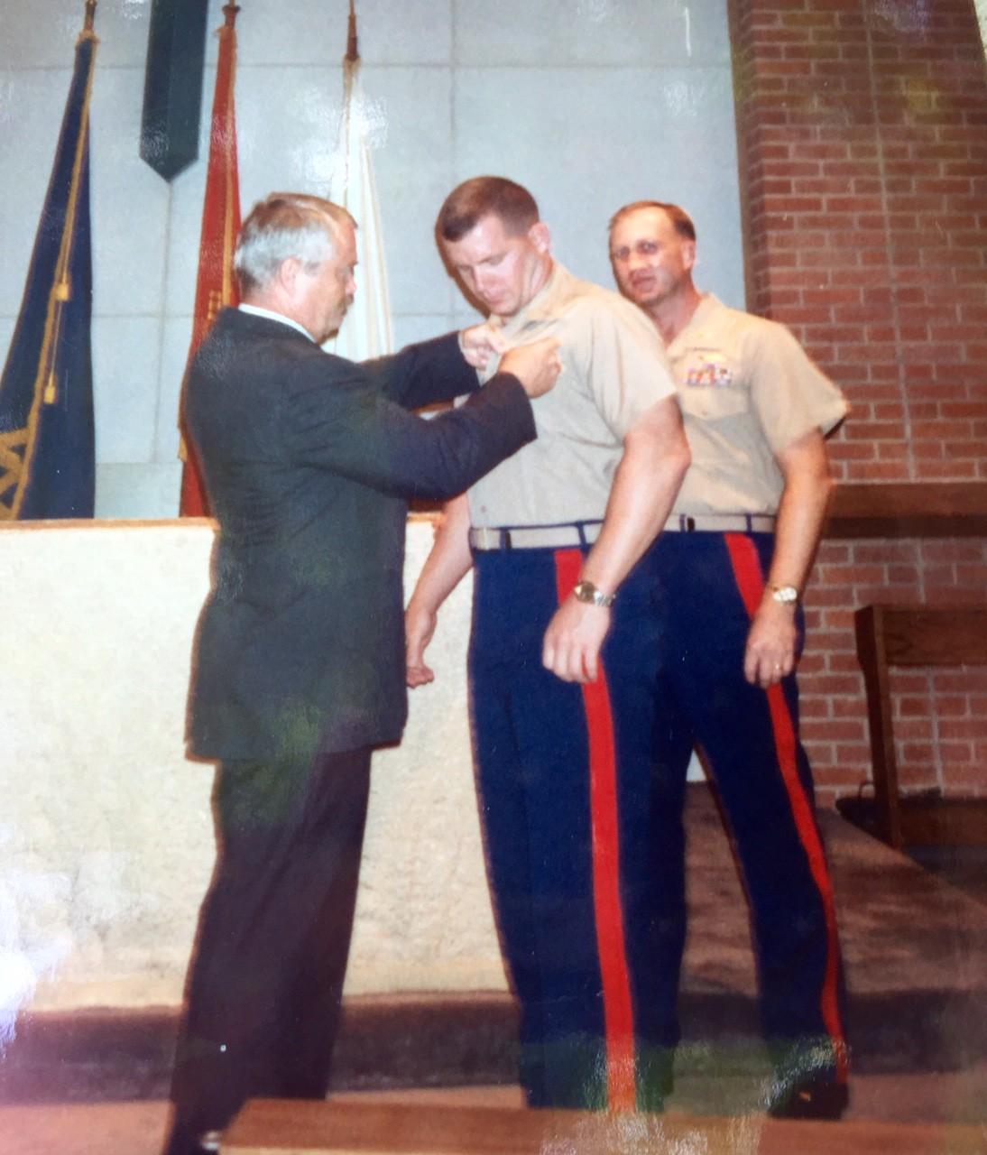 George McKay and Raymond N. McKay winging
