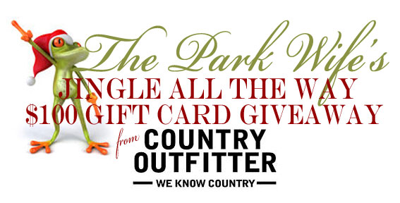 Country Outfitter Gift Card Giveaway