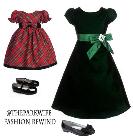 Southern Christmas dresses for girls at The Park Wife