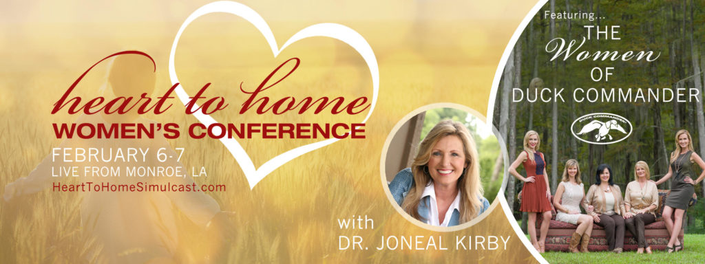 Heart to Home Conference