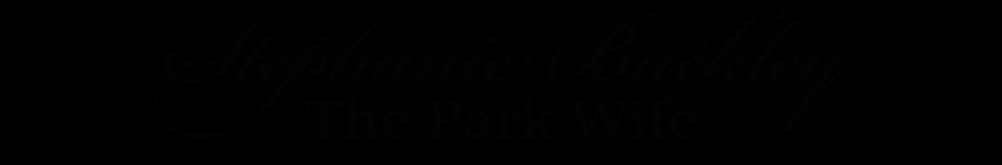 The Park Wife
